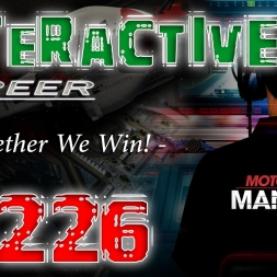 Motorsport Manager ITA gameplay - S07 Race/Gara 07 (3/3) Tutorial Carriera/Career Interattiva Twitch