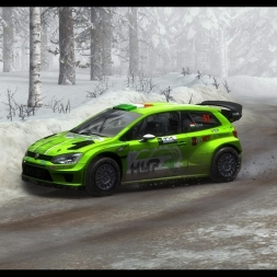 RaceDepartment Rally Championship 2017 | DiRT Rally | Rally Sweden | Balazs Toldi OnBoard