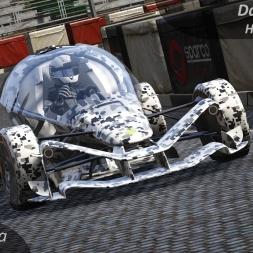 Assetto Corsa Dallara FX/17 vs. Highlands Short