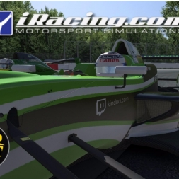 iRacing AOR Formula Renault 2 0 Championship onboard with commentary Round 20 - Montreal
