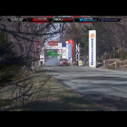 Sebastien Loeb Rally Evo Test T300 and TH8A