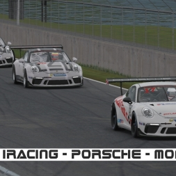 iRacing.com / Porsche GT3 Cup Car / R4 Circuit Gilles Villeneuve