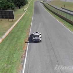 iRacing - AMG GT3 - Road Atlanta Line Check