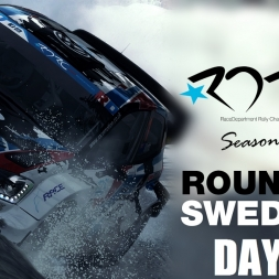 Dirt Rally | RDRC ROUND 2 Sweden - Day 1