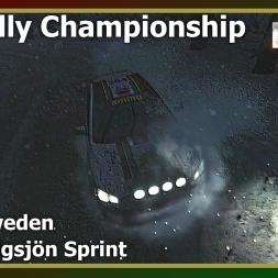 Dirt Rally - RDRC 08 - Rally Sweden - SS07 Älgsjön Sprint