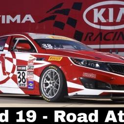 iRacing BSR Kia Cup Road Atlanta Round 19 - Road Atlanta