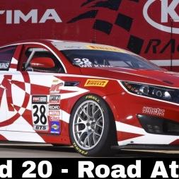 iRacing BSR Kia Cup Road Atlanta Round 20 - Road Atlanta