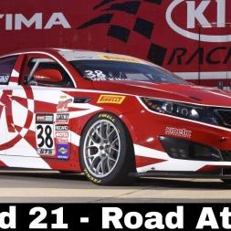 iRacing BSR Kia Cup Road Atlanta Round 21 - Road Atlanta