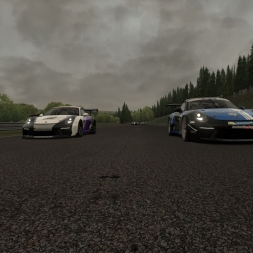 Assetto Corsa Porsche 911 GT3 Cup Spa with Racedepartment