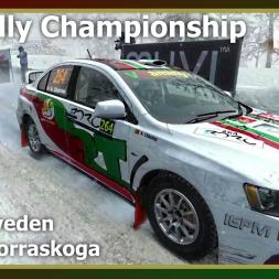 Dirt Rally - RDRC 08 - Rally Sweden - SS05 Norraskoga