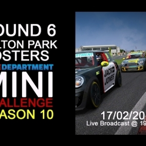 RD Mini Challenge | Round 6 Oulton Park Fosters