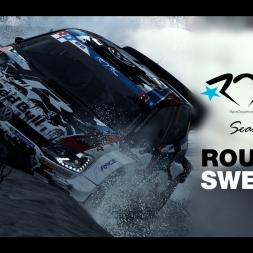 Rally Sweden: RDRC Season 8 Round 2 | Day 2 | Stages 14 - 17
