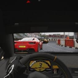 Assetto Corsa | Ferrari VS Lamborghini in the Highlands