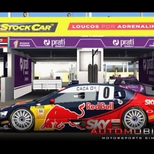 Automobilista Stockcars V8 Cordoba with Racedepartment