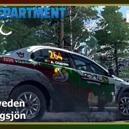 Dirt Rally - RDRC 08 - Rally Sweden - SS08 Elgsjön