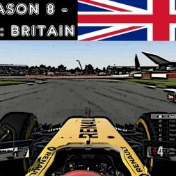 F1 2016 - F1XL Season 8 - Race 21: Britain