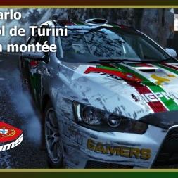 Dirt Rally - PTSims Rally Series 2017 - Rally Monte Carlo - SS05 Col de Turini - Sprint en montée