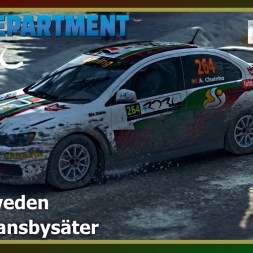 Dirt Rally - RDRC 08 - Rally Sweden - SS09 Ransbysäter