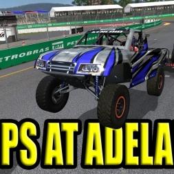 Automobilista Beta: Stadium Super Trucks at Adelaide!