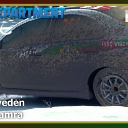 Dirt Rally - RDRC 08 - Rally Sweden - SS10 Hamra