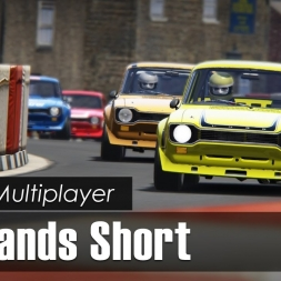Assetto Corsa - Online - Highlands Short - Ford Escort RS1600