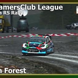 Dirt Rally   WRC GamersClub   Ford Fiesta RS WRC   Geufron Forest