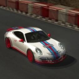 PORSCHE 911 R  MARTINI exclusive