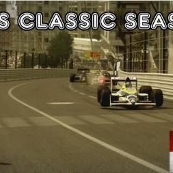 80's Classic Season - Race 8: Monaco