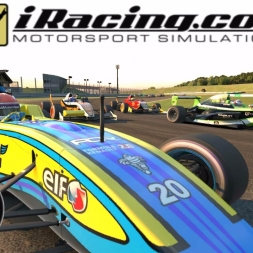 iRacing AOR Formula Renault 2 0 Championship onboard with commentary Round 21 - Motegi