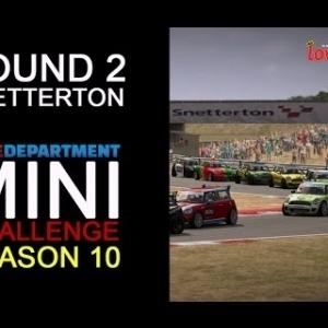 RD MINI Challenge Round 2 Snetterton HIGHLIGHT REEL
