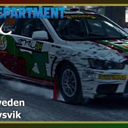 Dirt Rally - RDRC 08 - Rally Sweden - SS11 Lysvik