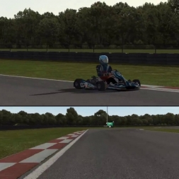 rFactor 2 Nola Karting Preview
