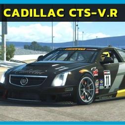 Raceroom - Cadillac CTS-V.R at Sonoma (PT-BR)