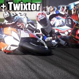 Ride 2 - RSMB + Twixtor Test QT Graphics mod & Total FX Mod
