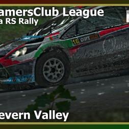Dirt Rally - WRC GamersClub - Ford Fiesta RS WRC - River Severn Valley