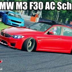Assetto Corsa - 2016 BMW M3 F30 AC Schnitzer - gbW Graphics mod
