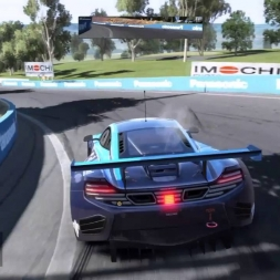 (PS4) Mclaren GT3 Bathurst HotLap + Good Base Setup No Assists