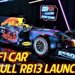 Red Bull Racing RB13 - 2017 F1 Car Launch - HD