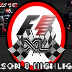 F1 2016 - F1XL Season 8 - Season Highlights