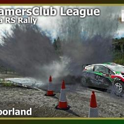 Dirt Rally - WRC GamersClub - Ford Fiesta RS WRC - Bidno Moorland
