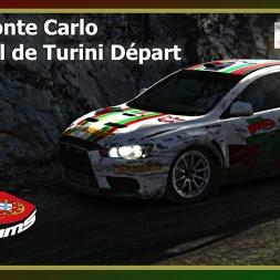Dirt Rally - PTSims Rally Series 2017 - Rally Monte Carlo - SS17 Col de Turini Départ