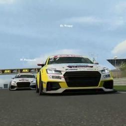 R3E • Audi TT Cup @ Nürburgring Sprint | E3