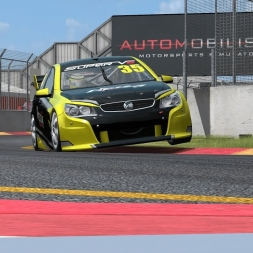 Automobilista Hot lapping   SUPER V8 @ ADELAIDE 2016