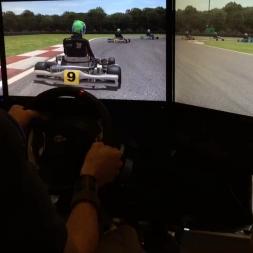 rFactor 2 - NOLA Motorsports Park - Kart Track A -