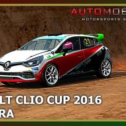 Automobilista - Renault Clio Cup 2016 - Ascurra