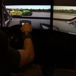 rFactor 2 - NOLA Motorsports Park (A) - GT3 -
