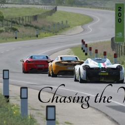 Assetto Corsa (1.12.5) - Chasing the Wind - Pagani Huayra @Highlands Long