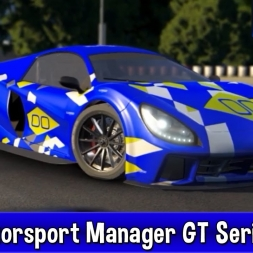 TwinPlays Motorsport Manager GT Series - #01 Ellis GT Racing