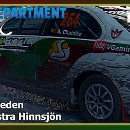 Dirt Rally - RDRC 08 - Rally Sweden - SS14 Östra Hinnsjön