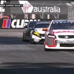 2017 Adelaide Clipsal 500 - Dunlop Super 2 Series Race 1